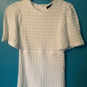 Zara Woman white dress XS